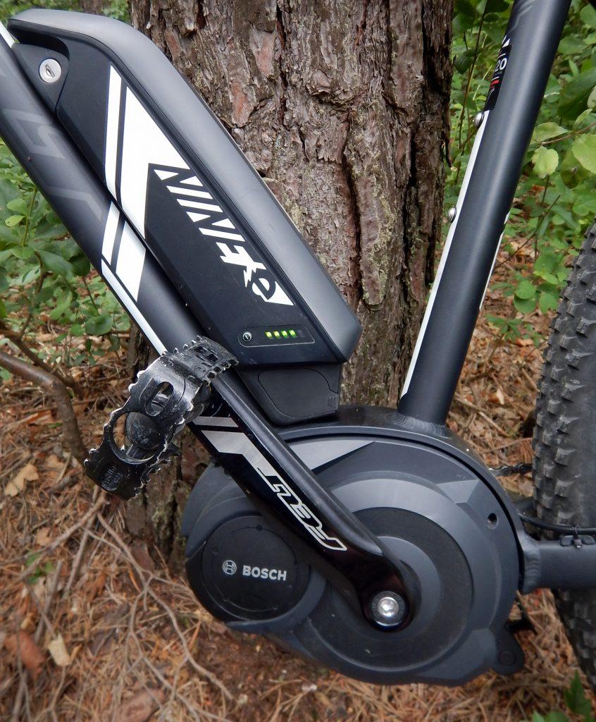 Elektor motor pre bicykel BOSCH Performance line