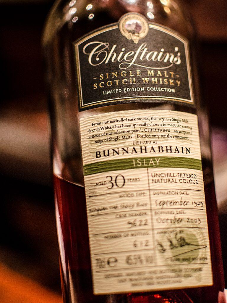 30YO single malt whisky