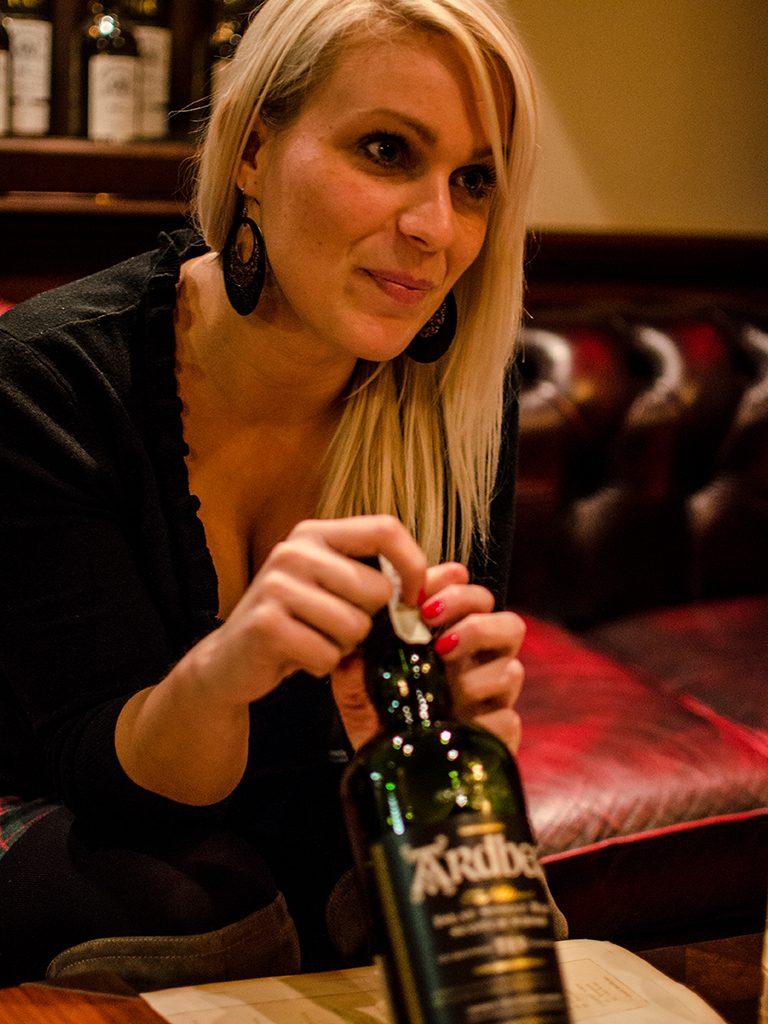Ardberg whisky