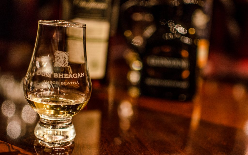 Pohárik na single malt whisky